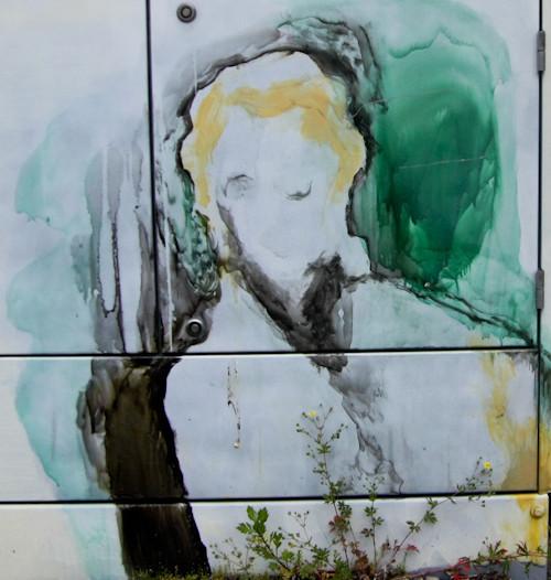 Суровый финский стрит-арт или что викинги рисуют на стенах?. Изображение № 5.