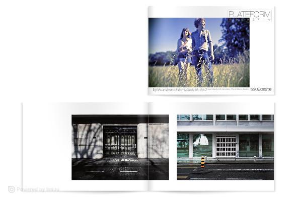Лучшие журналы месяца наissuu. com. Изображение № 14.