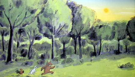 Ликующий сюрвкнижной иллюстрации Беатрис Родригес. Изображение № 8.