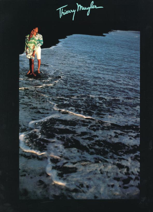 Архивная съёмка: Наоми Кэмпбелл в объективе Тьерри Мюглера для Thierry Mugler 1990. Изображение № 5.
