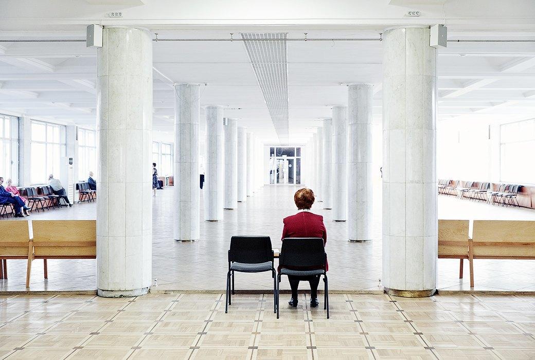Фантастически красивые советские интерьеры в Культурном центре ЗИЛ. Изображение № 19.