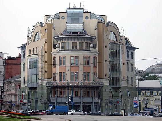 Изгадили город: 5 самых уродливых строений Москвы. Изображение № 4.