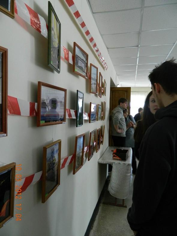 Арт выставка самых экологичных экспонатов. Изображение № 17.