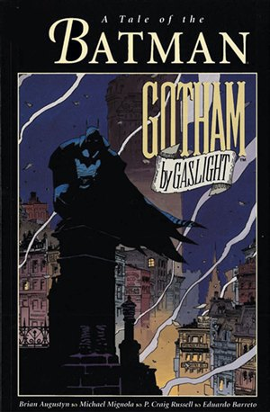 15 лучших комиксов  о Бэтмене. Изображение № 17.