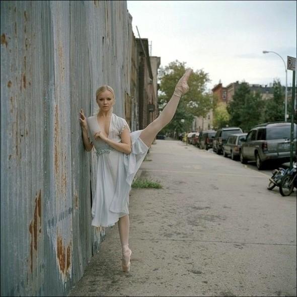 Изображение 14. Проект «Нью-Йоркская балерина».. Изображение № 14.