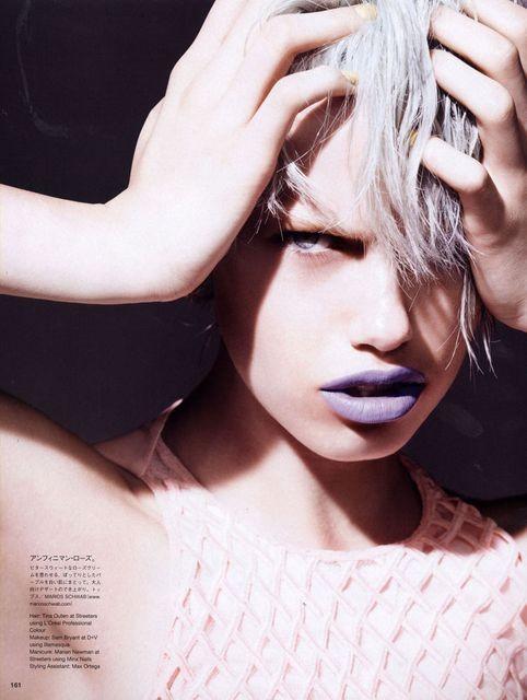 Съёмка: Хейли Клаусон для Vogue. Изображение № 5.
