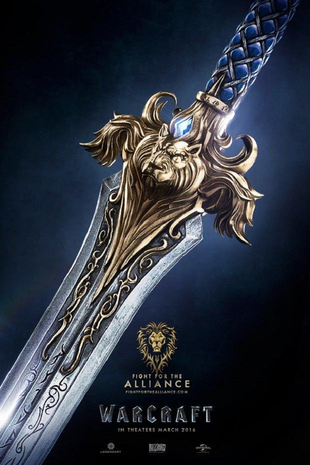 Blizzard показала первые постеры к «Варкрафту». Изображение № 1.