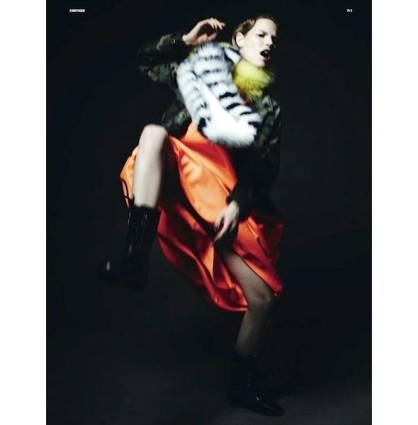 Изображение 9. Съемки: Dazed & Confused, Numero и Vogue.. Изображение № 9.