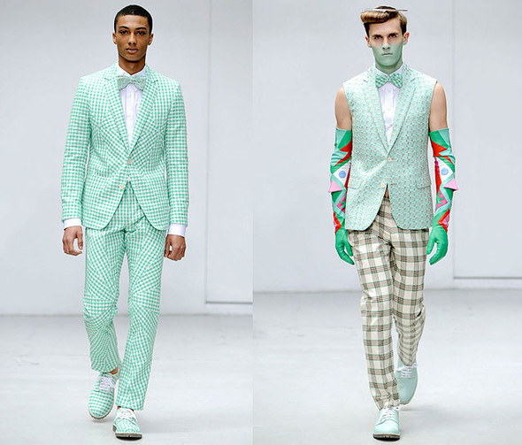 CLOUD #9 by Walter Van Beirendonck Summer 2012. Изображение № 8.