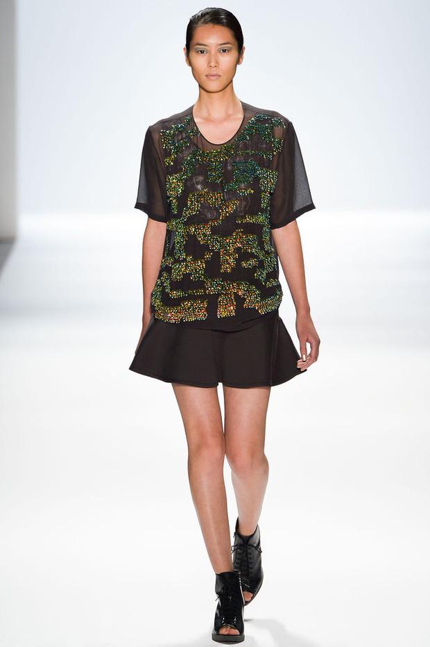 Неделя моды в Нью-Йорке: День 1. Изображение № 26.
