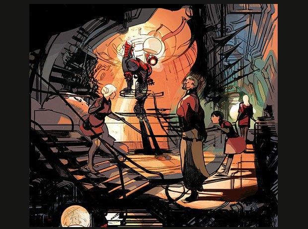 35 комиксов лета. Изображение № 29.