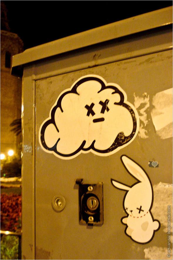 Стрит-арт и граффити Валенсии, Испания. Изображение № 20.