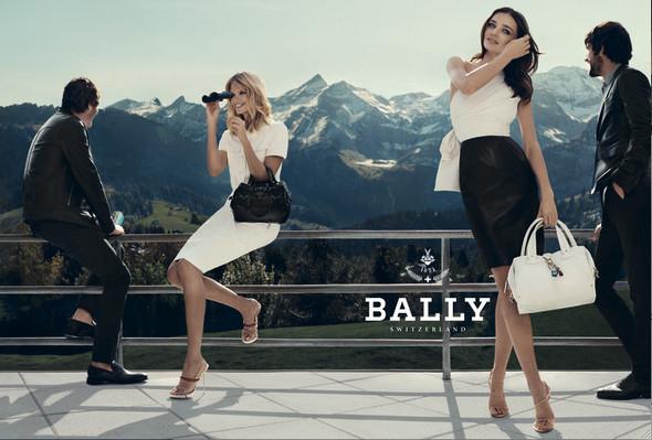 Кампания: Bally SS 2012. Изображение № 6.