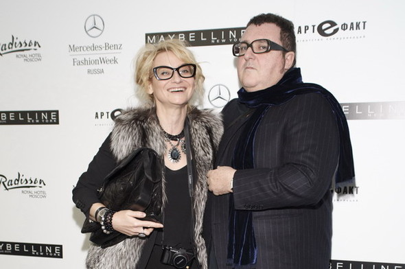 Mercedes-Benz Fashion Week Russia: итоги сезона. Изображение № 3.