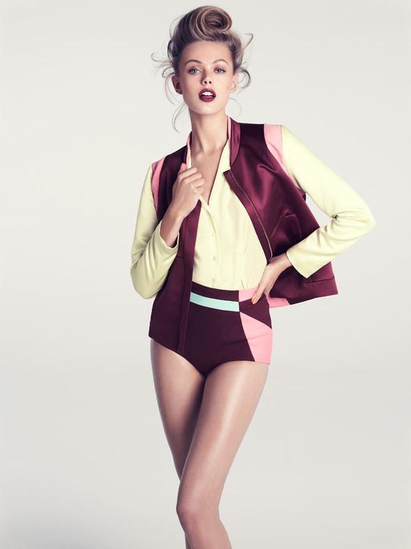 Лукбук: Фрида Густавссон для H&M Summer 2012. Изображение № 4.