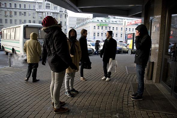 Один день в Москве: группа CasioKids. Изображение № 20.