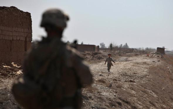 Афганистан. Военная фотография. Изображение № 213.
