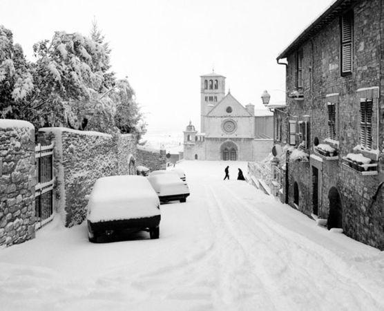 Изображение 2. Elio Ciol – черно-белый фотограф Ассизи.. Изображение № 2.