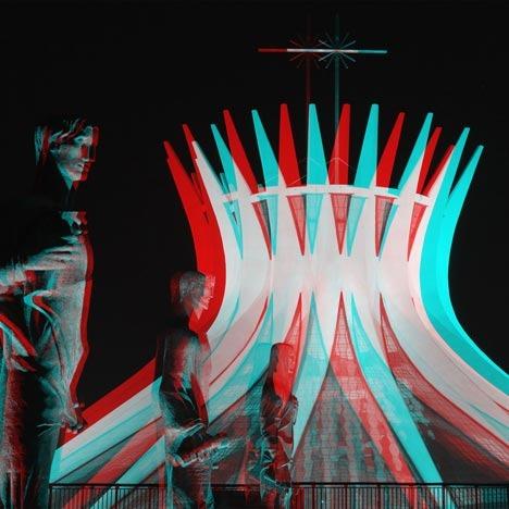 Главные здания Оскара Нимейера —теперь и в 3D. Изображение № 1.