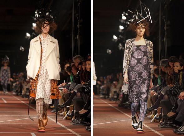 Japan Fashion Week AW 2010 - 2011. Изображение № 18.