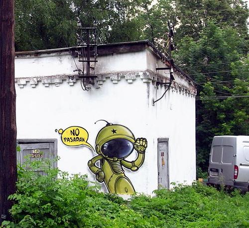 Интервью с граффити райтером Stan One. Изображение № 20.