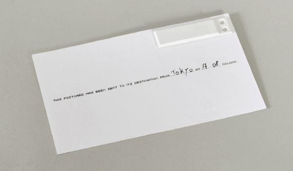 Швейцарская точность еврейских открыток. Изображение № 2.