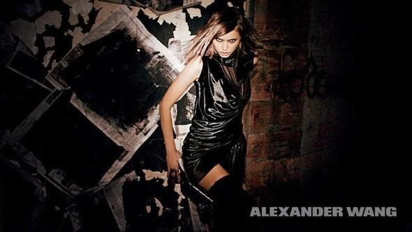 Новые кампании: Alexander Wang, Aquascutum, Lanvin. Изображение № 2.
