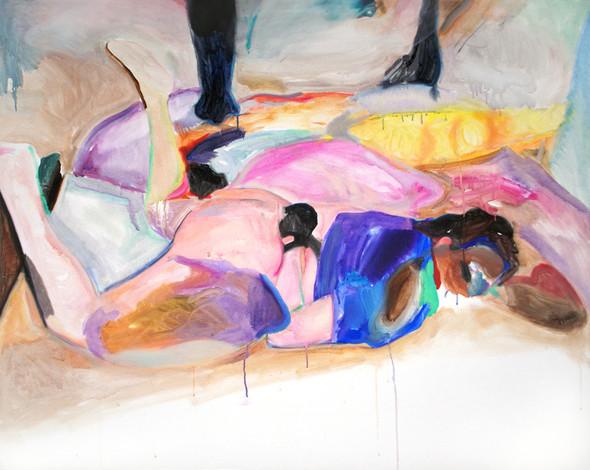 Эксплозия красок: тело и чувства глазами Винстона Шмиелински. Изображение № 5.