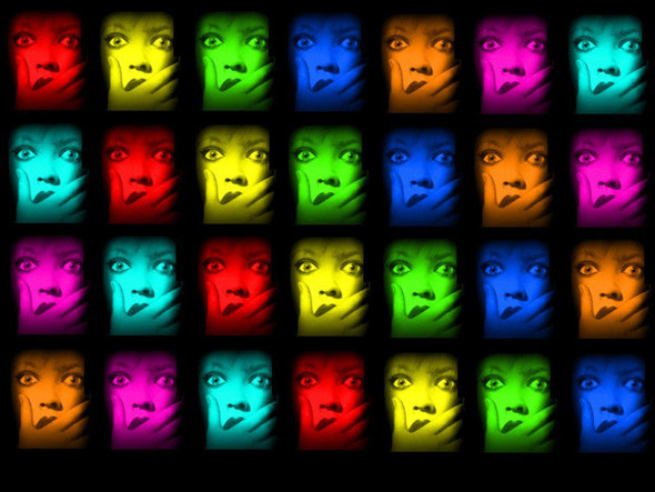 Pop-art. Яркий мир. Изображение № 27.