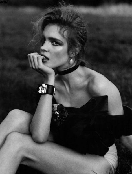 Наталья Водянова длярусского Vogue. Изображение № 8.