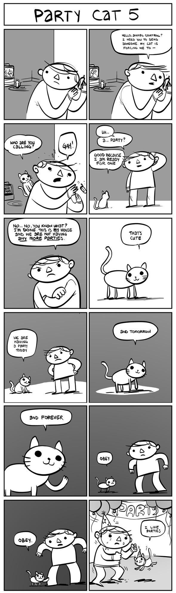 Party cat. Изображение № 5.