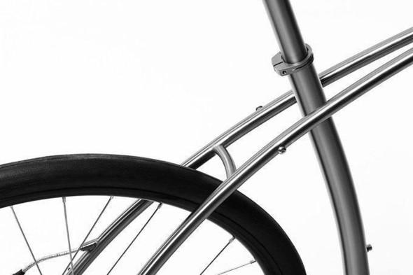 Титановые велосипеды от Paul Budnitz. Изображение № 2.