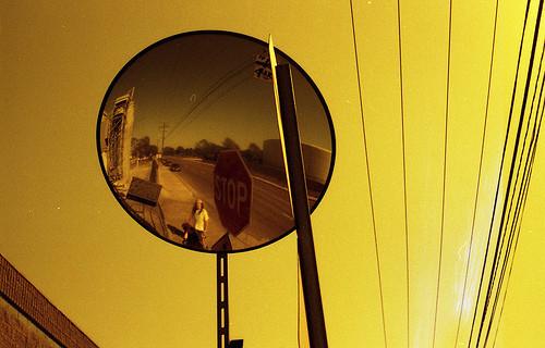 Уличные зеркала. Изображение № 30.