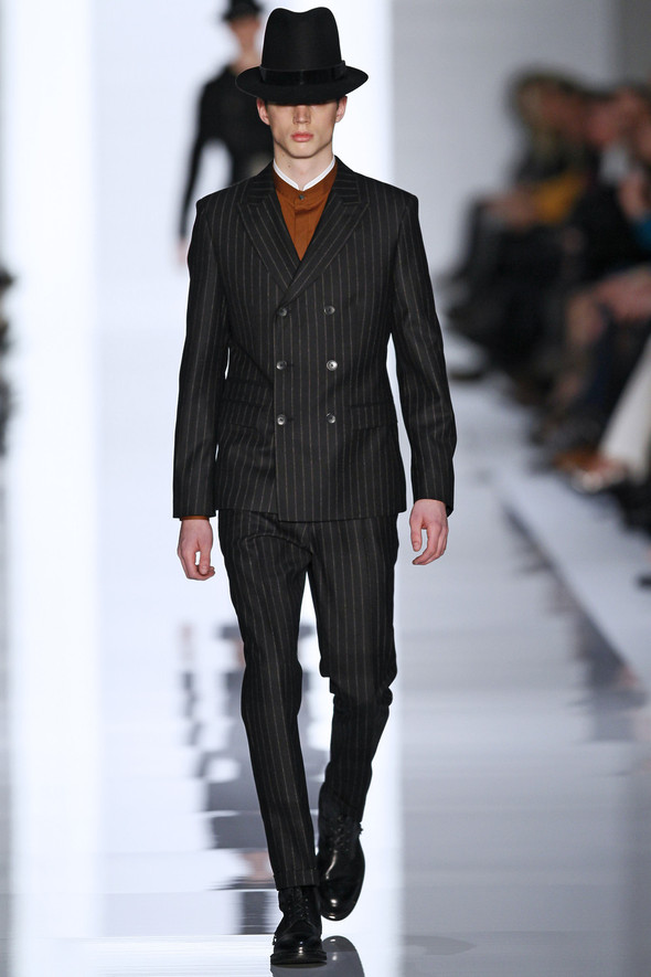 Berlin Fashion Week A/W 2012: Hugo by Hugo Boss. Изображение № 44.