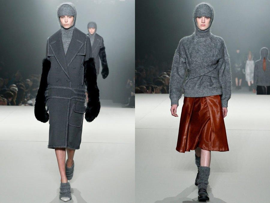 Неделя моды в Нью-Йорке: Первые показы. Изображение № 17.