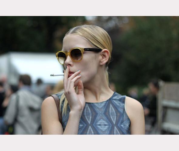 Нерабочее время: Блоги об уличном стиле моделей. Изображение № 41.