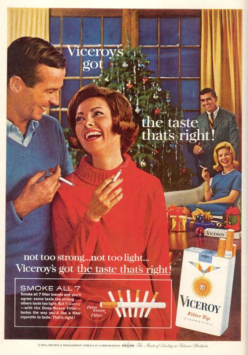 Винтажная реклама табака. Изображение № 6.