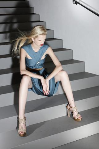 Изображение 32. Лукбуки Resort 2012: Givenchy, Lanvin.. Изображение № 32.