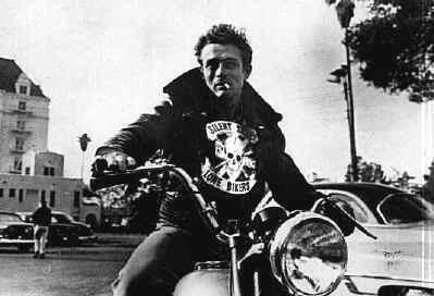 Несравненный Джеймс Дин (JAMES DEAN). Если бы не глупая и нелепая смерть, то об Элвисе как короле рок-н-ролла никто бы так и не узнал.... Изображение № 1.