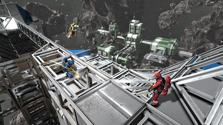 Как сделать космический Minecraft для физиков-любителей. Изображение № 11.