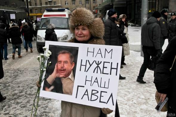 Креативные плакаты на проспекте Сахарова. Изображение № 43.