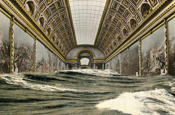 Накрыло волной: Наводнения и апокалипсисы Пабло Геновеса. Изображение № 12.