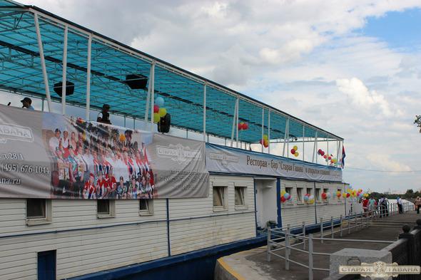 """""""Старая Гавана"""" в открытом плавании 22.07.2012. Изображение № 29."""