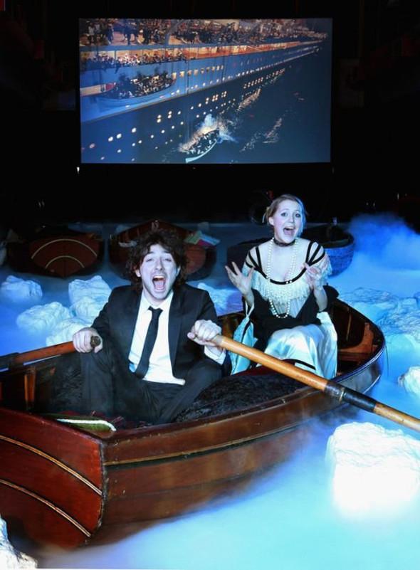 Реальный «Титаник 3D» в Лондоне. Изображение № 2.