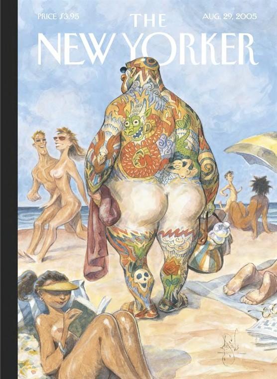 Обложки TheNew Yorker. Изображение № 81.
