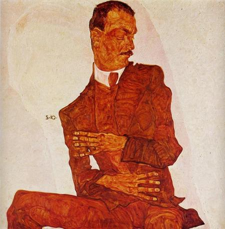 Эгон Шиле. Эротика вискусстве живописи ирисунка. Изображение № 13.