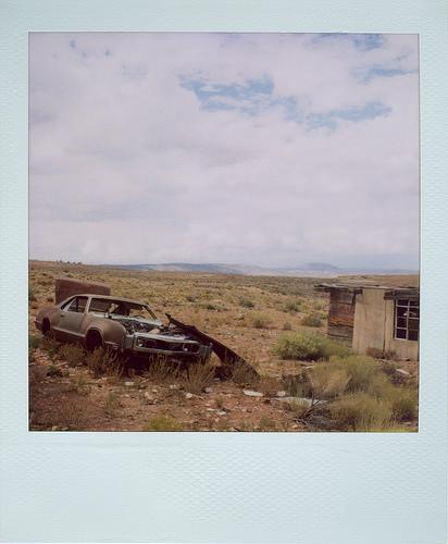 Polaroid cars. Изображение № 13.
