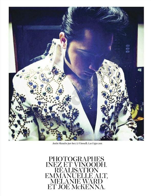 Съёмка: Дарья Вербова для французского Vogue. Изображение № 16.