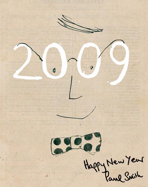 Новогодние открытки. Изображение № 6.