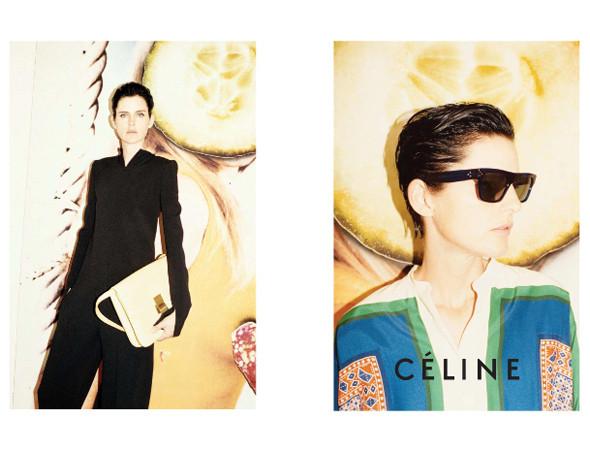 Рекламная кампания Celine SS 2011 . Изображение № 46.